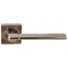 Дверная ручка Onyx AL Капри (ZQ53572) AB бронза