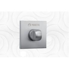 Завертка PIRUETTE WC L12 ANTRACITE