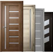 Двери с 3D покрытием и Эколайт