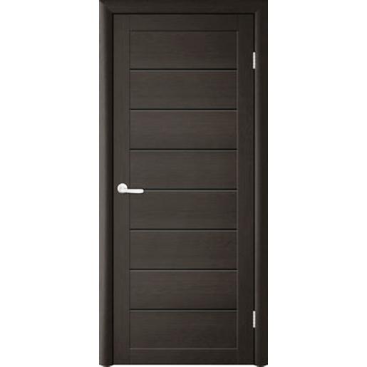 Дверь Т-01 ДО черн (Trend Doors)