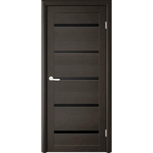 Дверь Т-02 ДО черн (Trend Doors)