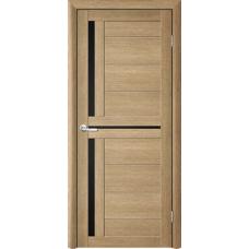 Дверь Т-5 ДО черн, лиственница белая