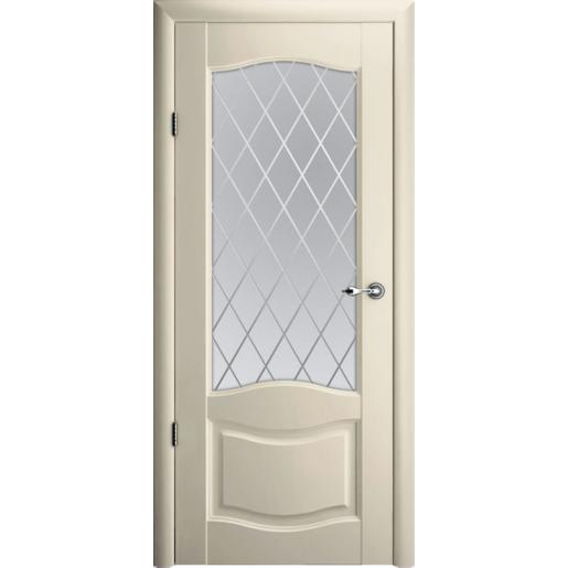 Дверь Лувр 1 ДО ромб