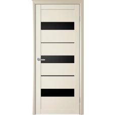 Дверь Прага ДО черн, белый
