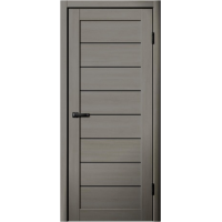 Дверь Альт 03 черн, бетон