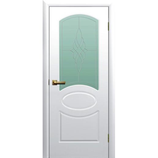 Дверь Соната ДО остекленная