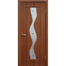 Дверь ПВХ Водопад ДО