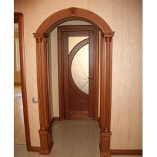 Установка дверных арок