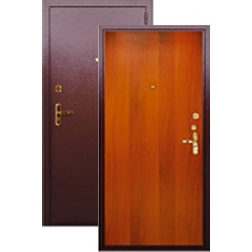 Входная дверь ЭК1 (Берлога)