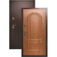Входная дверь Страж 3D орех