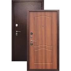Входная дверь Страж 2К орех