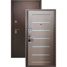 Сейф-дверь Kvadra 3K Техно б/д