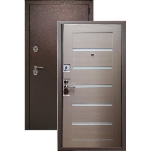 Сейф-дверь Kvadra 3K Техно