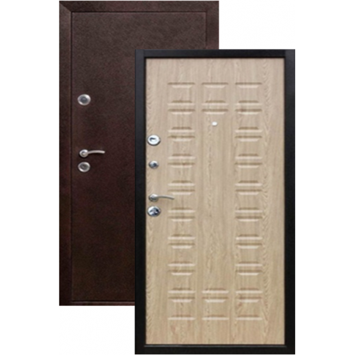 Входная дверь МД-509 латте