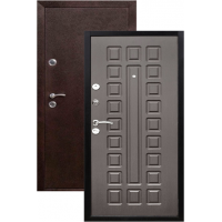 Входная дверь МД-509 мокко